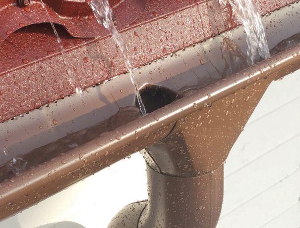 Sistem pluvial BILKA  jgheaburi si burlane