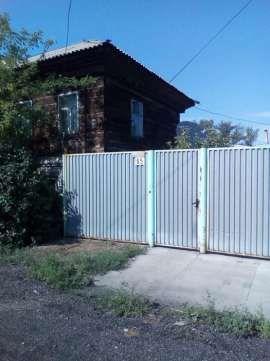 Продам два благоустроеных дома или меняю на дом в Барнауле