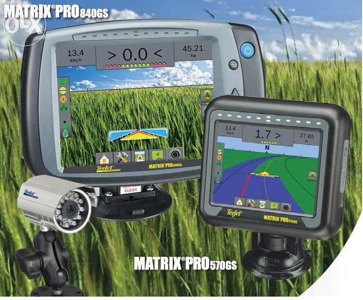 GPS agricol MATRIX pro 570GS Timisoara - imagine 1
