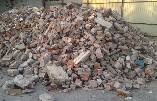 Возьму даром строительный мусор