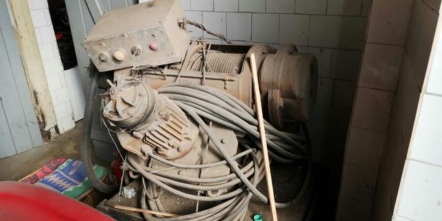 Electro plan ( pod rulant )