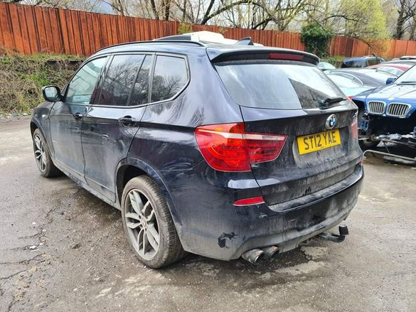 BMW X3 F25 3.5D 313кс М пакет панорама автоматик  НА ЧАСТИ!