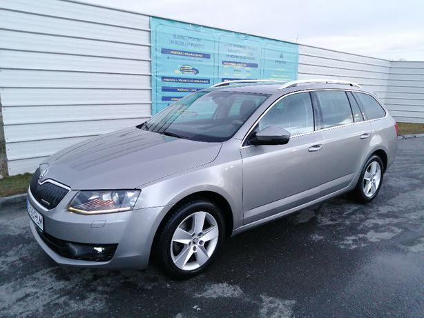 Skoda Octavia III, model Greenline 2015