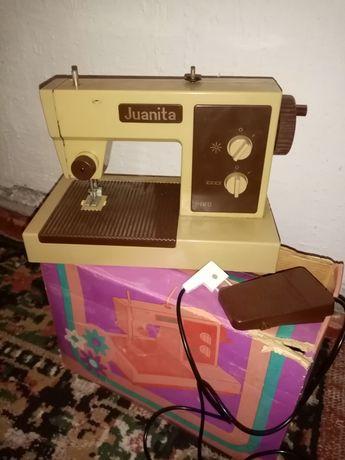 Юанита, детская швейная машинка