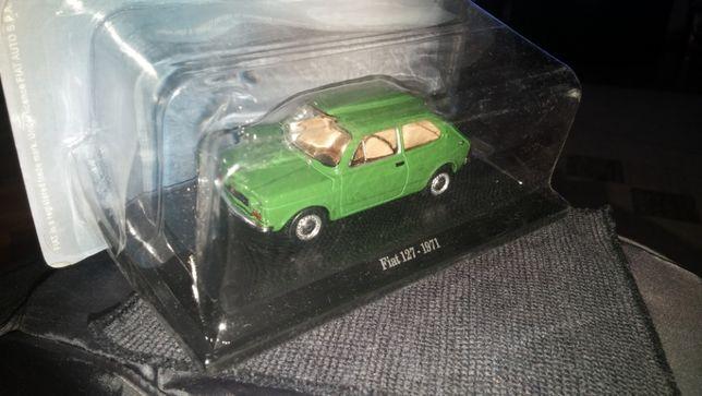 Macheta 1/43 Fiat 127 Hachette