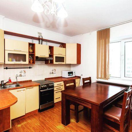 3 Комнатная Намад Сауран 5 чистая уютная со всеми удобствами