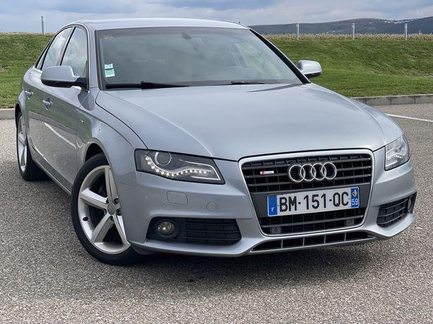 Audi a4 S-line. Berlina