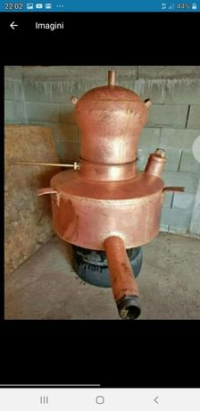 Vand cazan stil alanbic  de 170 litri