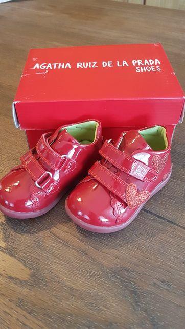 Pantofi Agatha Ruiz de la Prada 20 NOU