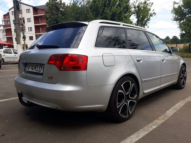 Audi a4  b7 S-line