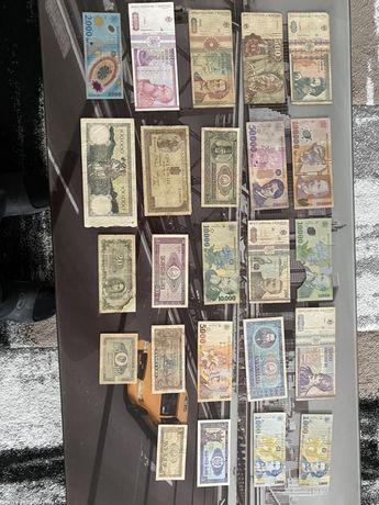 Bani colectie
