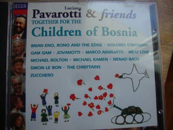 Pavarotti & Friends – For The Children Of Bosnia