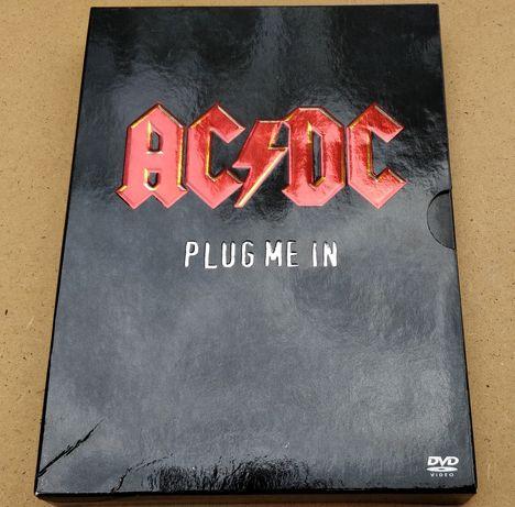 """AC/DC """"Plug Me In"""" 2DVD"""