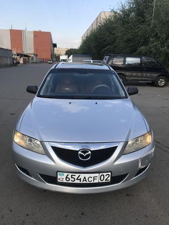 Mazda 6, 2003 год