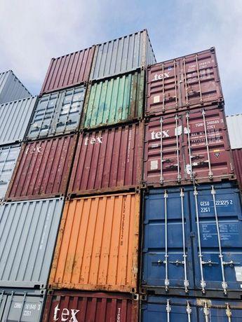 Containere depozitare/maritime 20ft/40ft Stefanestii de Sus