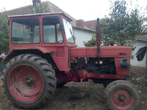 Tractor 650+plug romanesc