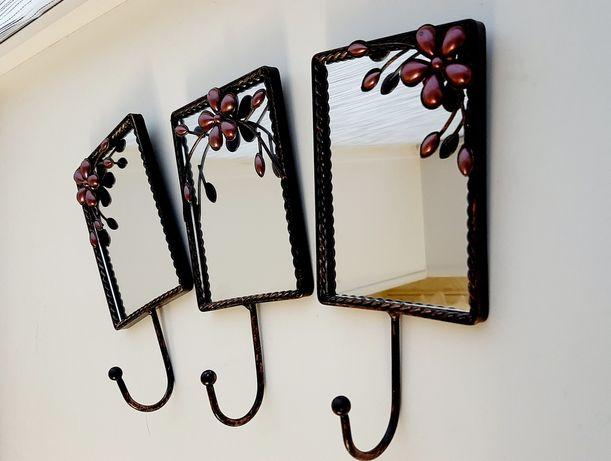 Декоративный набор настенных зеркал