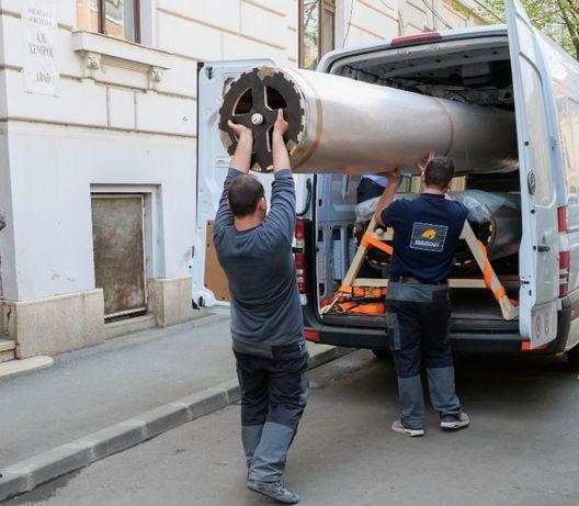 Mutari si transport mobila