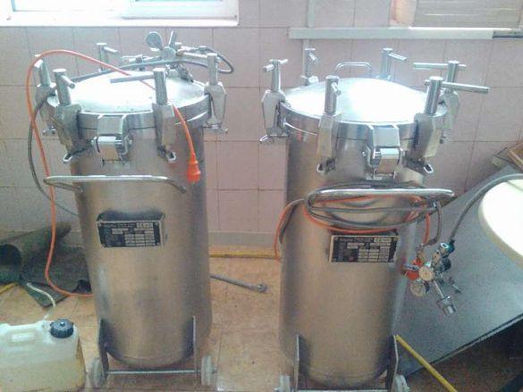 Освежители за месо Нов внос Германия Месарско оборудване