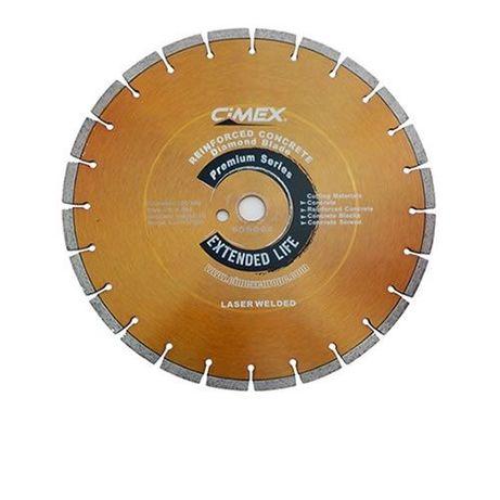 Диамантени дискове за бетон от 300 мм до 450 мм