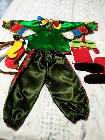 Театральный  детский костюм петушок