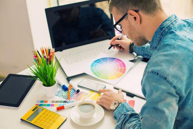 Услуги дизайнера, веб-дизайнера