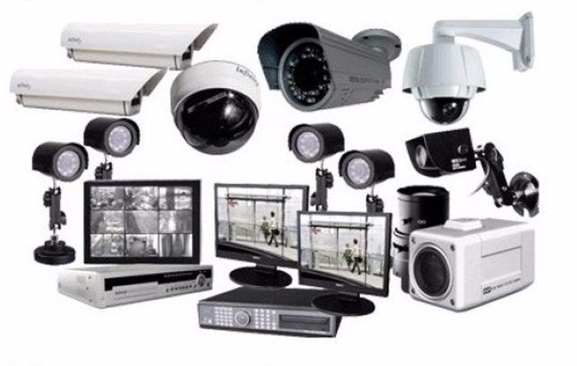 видео наблюдение и сигнализации, охранная, пожарная, видеонаблюдение