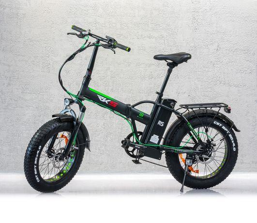 Bicicleta Electrica Pliabila Deluxe RKS-III 2021 Fat Bike Electric NOU