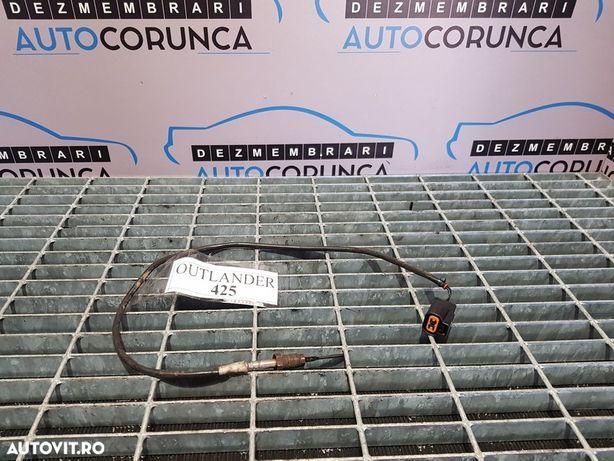 Senzor temperatura filtru particule Mitsubishi Outlander 2.2 D 2012 - 2020 (425) Mufa Neagra ...