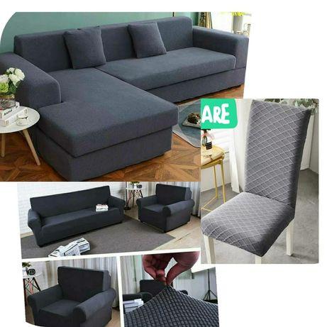 Диван химчистка чехол на уголвый диван мягкой мебель дивандеки Стулья
