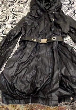 Кожаная куртка турция