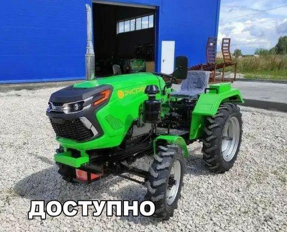 Сезонные СКИДКИ! Минитрактор (трактор) Рустрак Р-30