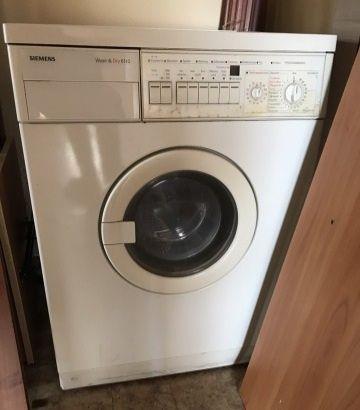 Siemens Wash and Dry 6143 (с сушкой). Германия