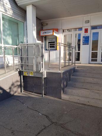 Подъемники для инвалидов колясочников