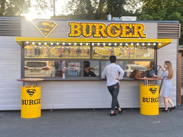 Срочно!  Продам действующий бизнес  сеть Бургерных приносящая прибль!
