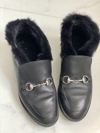 Женская обувь, натуральная кожа. Турция!