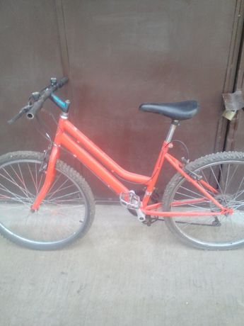 Vand bicicleta dama rosie