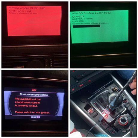 RNS 510 , MMI 3GB ,3GH si 3Gplus/reparatii/vanzare/update software/hdd