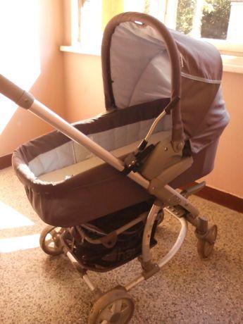 Бебешка количка Hauck Malibu 3 в 1