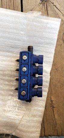 Продам газовые форсунки и газовый редуктор