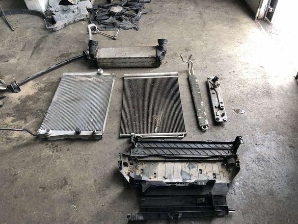 Радиатори/ интеркулер БМВ Х6, 3.5д, 286кс (radiator BMWX6, E71)