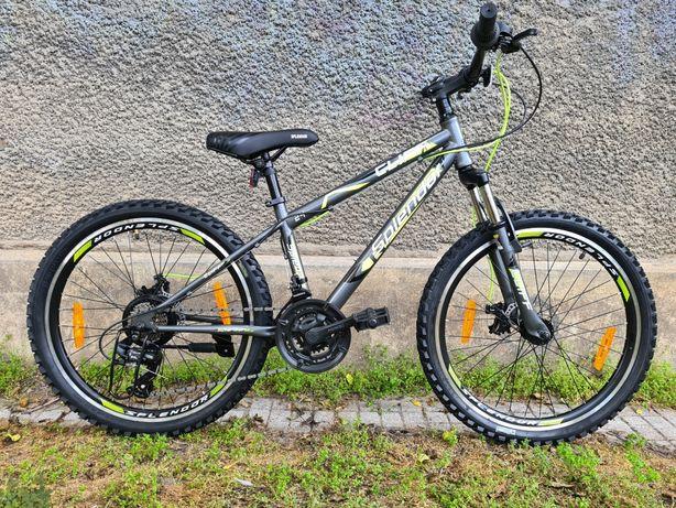 Bicicleta copii Splendor 24 frane disc Shimano 2021