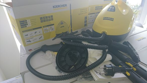 Парочистачка karcher sc 2/ kst 2