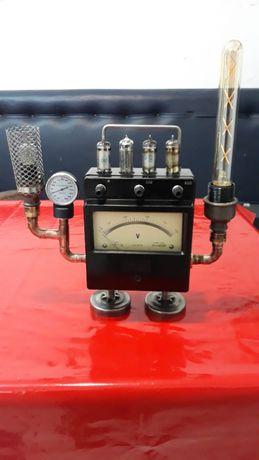 Steampunk lampa, veoiza