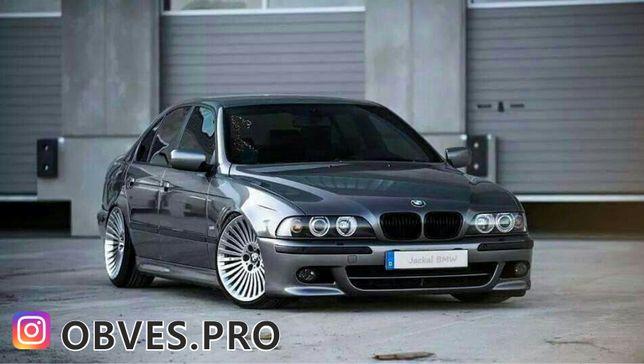 Тюнинг обвес, накладки на BMW e39 БМВ е39