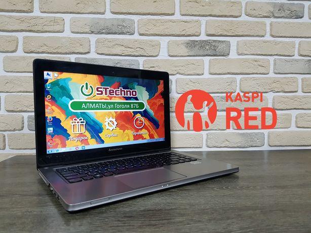 Ноутбук Lenovo Core I5-3 ОЗУ 4GB Рассрочка KASPI RED!Гарантия год!