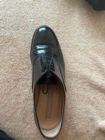 Туфли ботинки Hugo boss