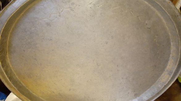 Стара турска бакърена тава