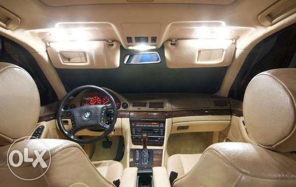 Комплект LED интериорно осветление за BMW E65 / E66