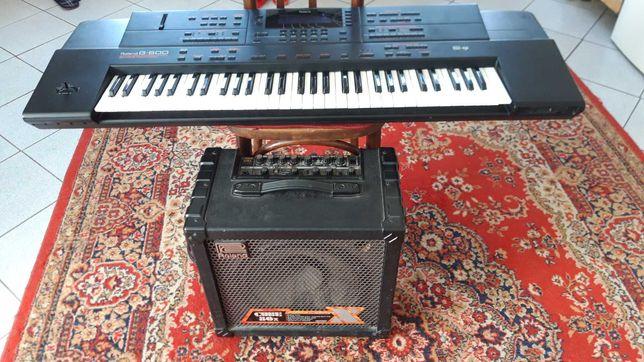 Синтезатор Роланд G600 и Комби Роланд Х80